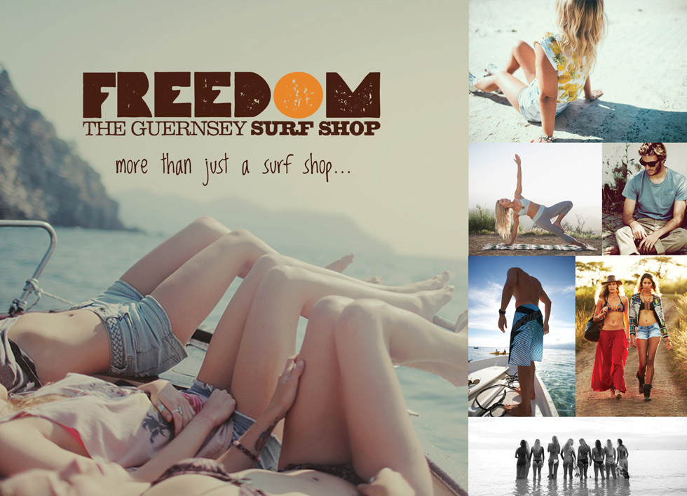 Freedom Surf Shop Guernsey